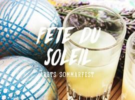 Fransk sommarfest